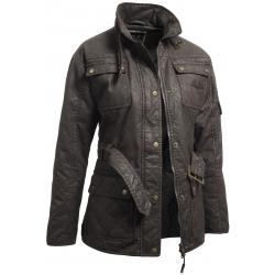 Chevalier Oiler Quilt Lady Coat - kabát