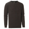 Chevalier Fjord Plated Wool Sweater -pulóver