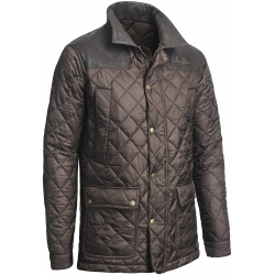 Chevalier Bramley Quilted Coat-kabát