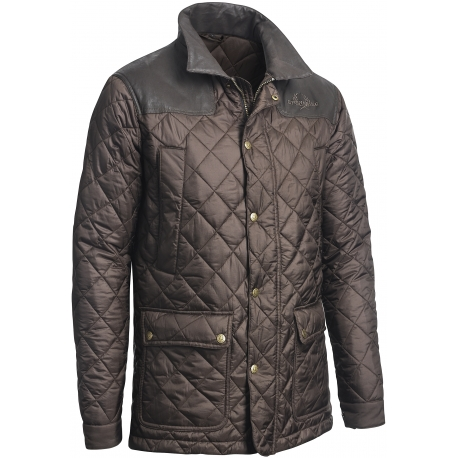 Chevalier Bramley Quilted Coat-kabát