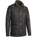 Chevalier Moorland Quilted Coat - pánsky kabát