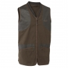 Chevalier Devon Shooting Vest Brown-vesta