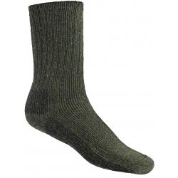Ponožky poľovnícke zelené krátke