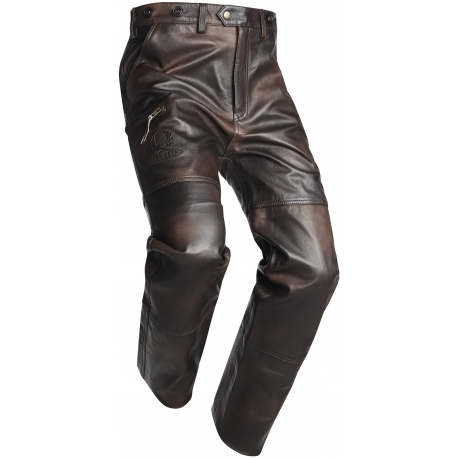 Chevalier Atle Leather Pant - nohavice